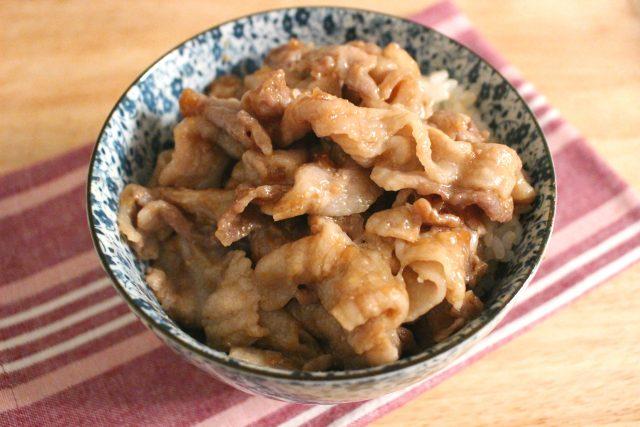 レシピ 豚肉 丼 豚丼の簡単レシピランキング TOP20(1位~20位)|楽天レシピ