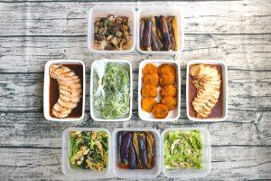 87分で9品。全部レンジで作り置きレシピ一週間と簡単常備菜レポート(2018年9月16日)