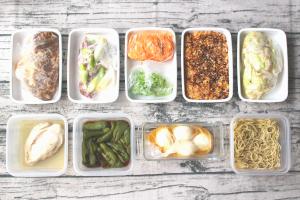 90分で10品。作り置きおかず一週間と簡単常備菜レポート(2018年10月14日)