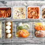 90分で10品!作り置きレシピ一週間と簡単常備菜レポート(2018年10月8日)