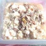 レンジで子供が喜ぶ簡単レシピ。ねぎ塩マーボー豆腐の作り方