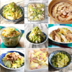 白菜レシピ人気ランキング特選20品!白菜と豚肉の簡単つくりおき常備菜と白菜サラダ。