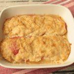 簡単作り置き常備菜レシピ。トマトのツナマヨチーズ焼き