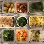75分で9品!さつまいもおかず中心レンジで作り置きレシピ一週間と簡単常備菜レポート(2018年11月11日)