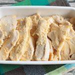 鶏ムネ肉やわらかピカタのレシピ。レンジで簡単作り方。