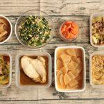 75分で8品。大根の節約おかず中心。作り置きレシピ一週間と簡単常備菜レポート(2019年1月20日)