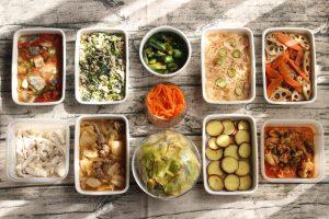 120分で11品。鶏肉の節約おかず中心。作り置きレシピ一週間と簡単常備菜レポート(2019年2月23日)
