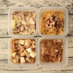 【生から惣菜】レンジアップ惣菜はじめました!作り置きレシピ一週間と簡単常備菜レポート(2019年3月17日)