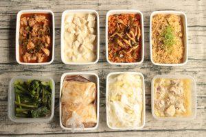 70分で8品!鶏肉の簡単おかず中心!作り置きレシピ一週間と簡単常備菜レポート(2019年4月7日)