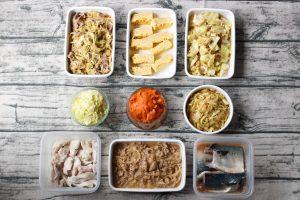80分で9品!キャベツ1玉使いきり。作り置きレシピ一週間と簡単常備菜レポート(2019年4月21日)