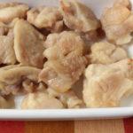 簡単作り置きレシピ。ノンオイルうま塩からあげの作り方