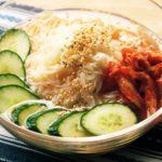 冷麺風そうめんの人気レシピ。簡単アレンジ作り方。