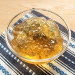 10分で完成!人気のぷるんぷるんフルーツゼリーのレシピ。ジュースで簡単作り方。