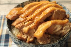 レンジで簡単作り置きレシピ。タレが絶品。鶏の照り照り煮