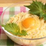 ツイッターで人気!やみつき油そば素麺のレシピ。簡単なのに本格味の作り方。