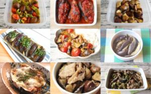 なすレシピ人気ランキング特選20品!ナスと豚肉の簡単常備菜。子供のお弁当・作り置き煮浸しと洋風チーズおかずの作り方。