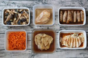 鶏肉のお弁当おかず中心。作り置きレシピ一週間と簡単常備菜レポート(2019年8月4日)