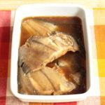 8月28日ごごナマで紹介!レンジで簡単。若菜まりえのカレイの煮付け