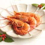 ごごナマで紹介!レンジだけで作れる簡単おせち。海老のうま煮の作り方。
