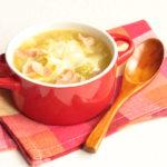 人気のサイゼリヤ田舎風やわらかキャベツのスープの再現レシピ
