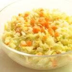 人気のケンタッキーのコールスローの再現レシピ。玉ねぎで簡単常備菜の作り方。