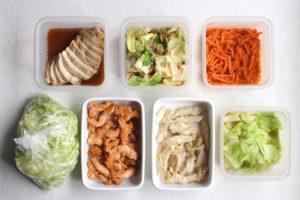 50分で8品!キャベツの大量消費!お弁当おかず中心。作り置きレシピ一週間と簡単常備菜レポート(2020年2月8日)