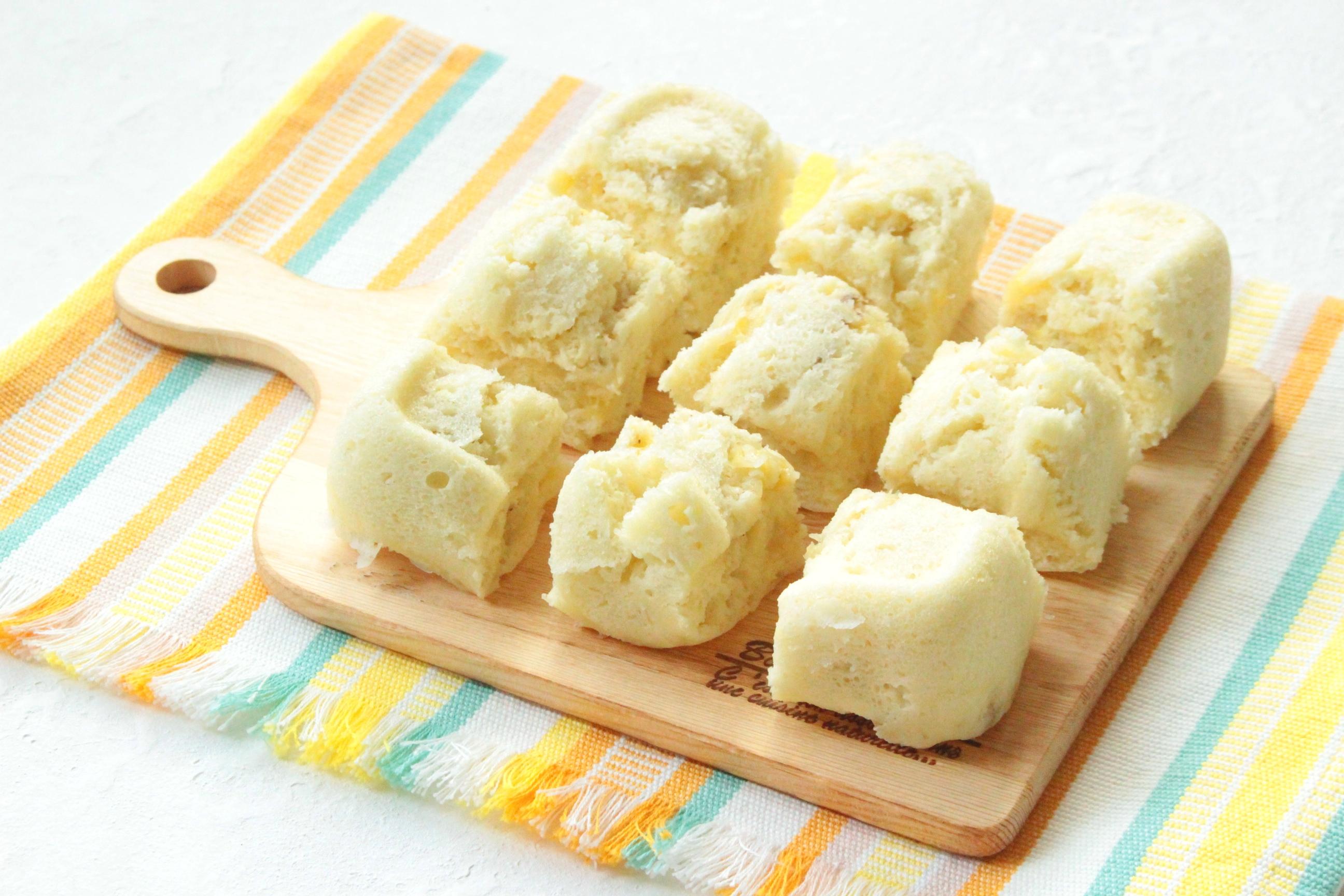 バナナ 小麦粉