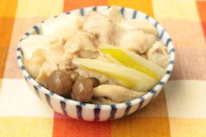 調味料1つで時短!節約作り置き常備菜。だし肉豆腐のレンジで簡単作り方。