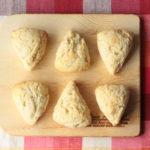 人気のトースターで絶品スコーンのレシピ。バターなしで小麦粉で簡単作り方。