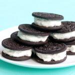 材料2つ!ミントクリームオレオアイスの簡単レシピ。チョコミント味が好きな方におすすめ!