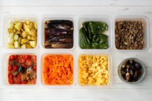 野菜1種類のお弁当おかず中心!作り置きレシピ一週間と簡単常備菜レポート(2020年6月21日)