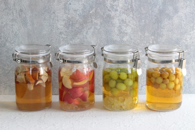 酢 作り方 果実