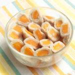 にんじんが甘くておいしい!レンジで簡単にんじんの肉巻きのレシピ。