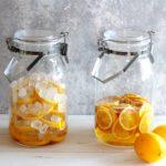 材料3つ!氷砂糖で手作りレモンシロップの簡単レシピ。漬けたレモンの使い道もご紹介。