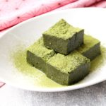 濃厚しっとり抹茶の生チョコケーキの簡単やかないレシピ。生クリームなしでリッチな味わい!超簡単作り方。