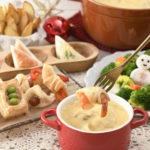 クリスマスパーティーには「北海道フォンデュシチュー」に「サクふわパイ」がおすすめ。#PR