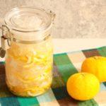 材料2つ!氷砂糖で手作りゆず茶の簡単レシピ。