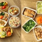 作り置きおかずで1週間のお弁当献立!常備菜と下味冷凍の超簡単レシピ(2021年3月20日)