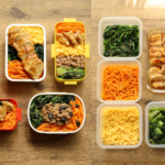 作り置きおかずで1週間のまるごと冷凍弁当!6品の超簡単レシピで5食分のお弁当献立(2021年3月31日)
