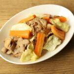 人気の下味冷凍の節約作り置きレシピ。豚こま切れ肉と玉ねぎの甘辛炒めの作り方。