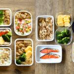 作り置きおかずで1週間のまるごと冷凍弁当!6品の簡単・節約レシピで5食分のお弁当献立(2021年5月8日)
